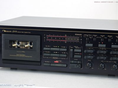 NAKAMICHI ZX-9 High-End 磁带 Tape 卡座 Top-Zustand!! Revidiert+1J.G<wbr/>arantie!!