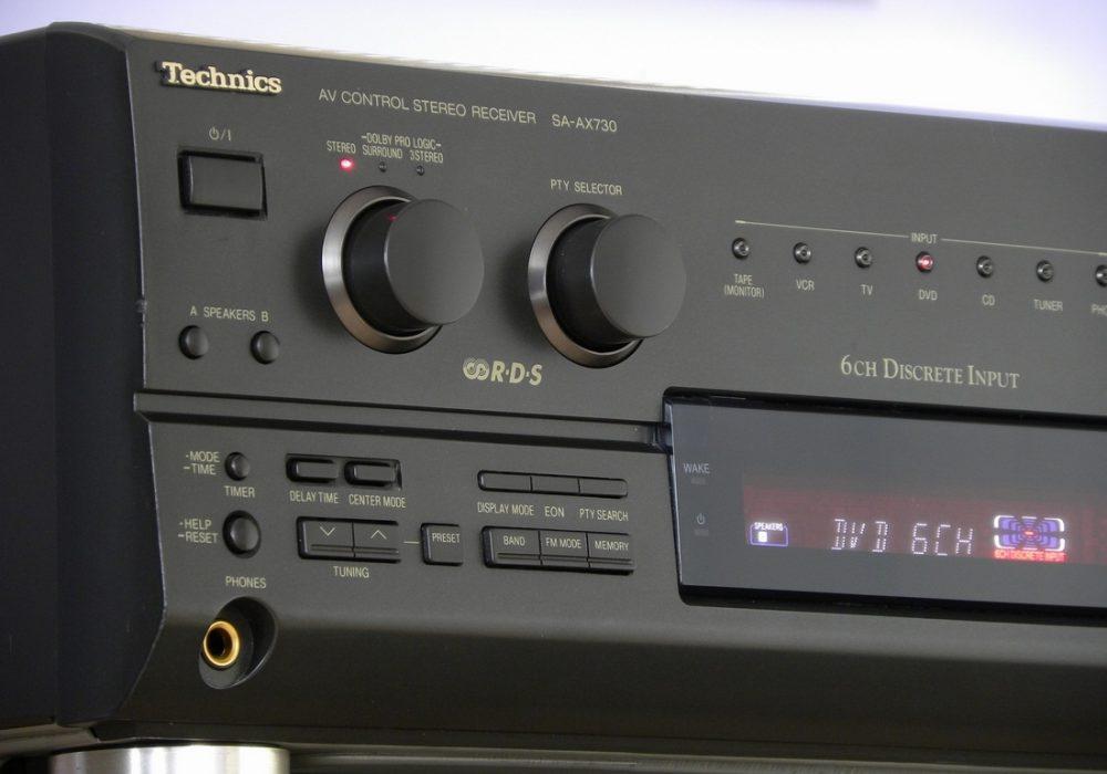 Technics SA-AX730 AV功率放大器