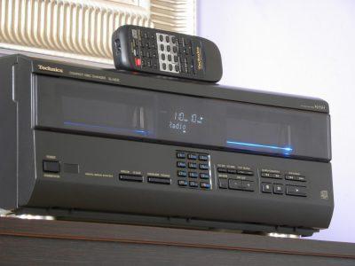 Technics SL-MC6 CD Changer CD播放机
