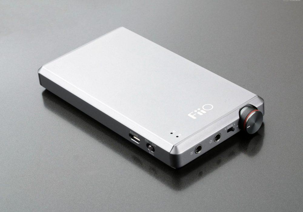 FiiO 飞傲 A5 便携式耳机放大器拆解 图集[Soomal]