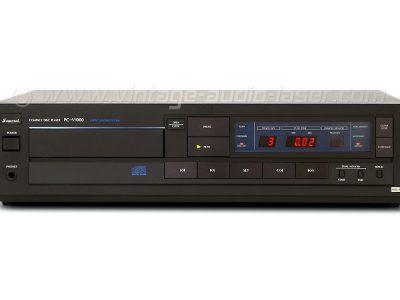 山水 SANSUI PC-V1000 CD播放机