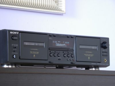 SONY TC-WE475 卡座