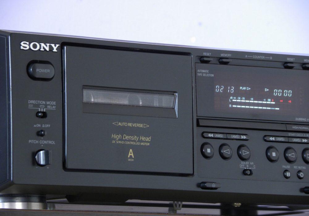 SONY TC-WE475 卡座