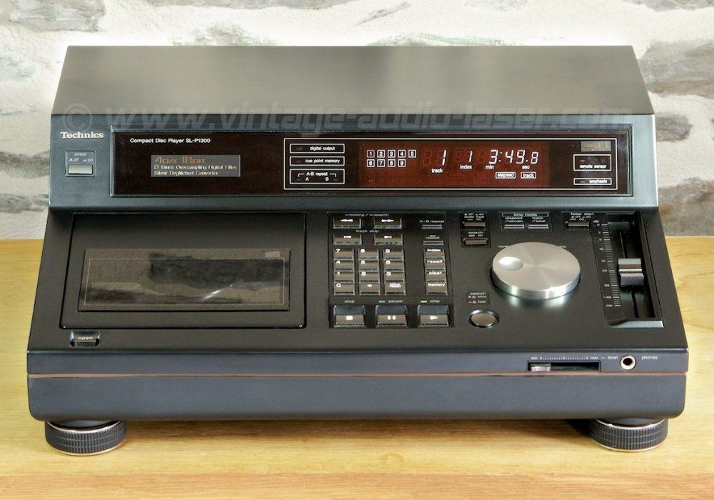 Technics SL-P1300 CD播放机