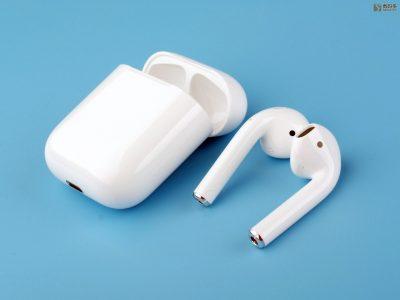 苹果 Apple Airpods 蓝牙无线耳机 图集[Soomal]