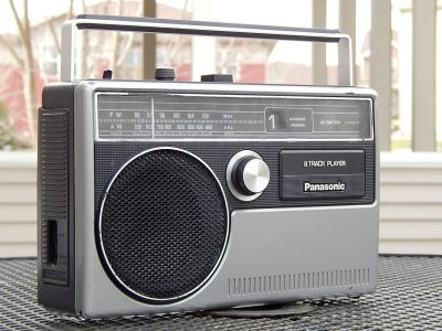 松下 Panasonic RQ-831A AM/FM 8轨磁带 收录机