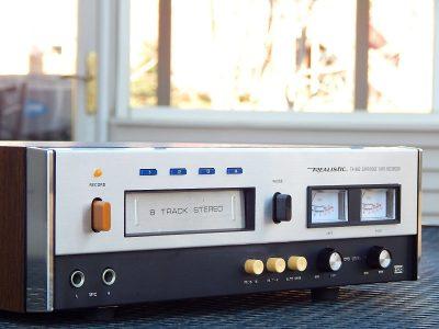 Realistic TR-882 8轨磁带卡座