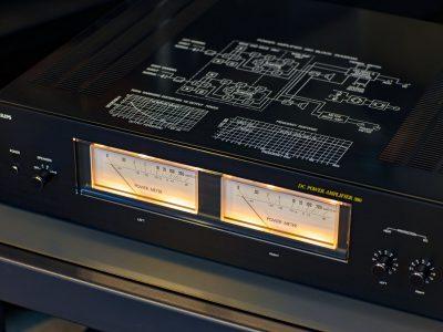 飞利浦 Philips DC POWER AMPLIFIER 380