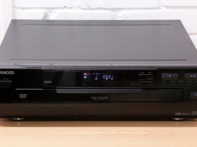 KENWOOD DVF-R4050 DVD播放机
