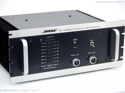BOSE 1800 Professional 后级功率放大器
