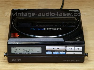 索尼 SONY D-55T CD播放机
