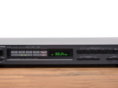 雅马哈 YAMAHA T-500 FM/AM Tuner 收音头