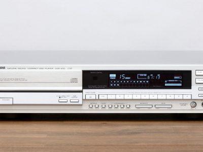 雅马哈 YAMAHA CDX-810 High-End CD-Player CD播放机