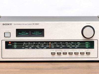 索尼 SONY ST-2950F Analog Tuner 收音头