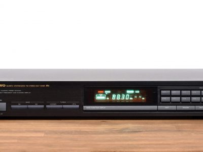 Onkyo T-4530 Quartz Synthesized FM Tuner 收音头