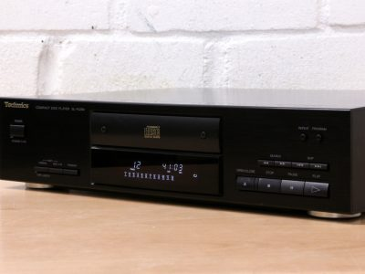 松下 Technics SL-PJ28A CD Player CD播放机