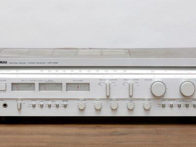 雅马哈 YAMAHA CR-1040 收扩机