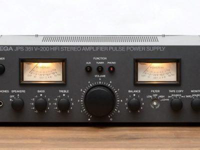 WEGA JPS 351 V-200 HIFI 功率放大器