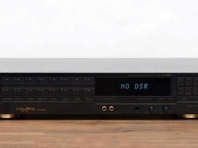 Grundig FineArts ST-9000 Satellite Tuner