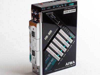 爱华 AIWA HS-J09 磁带随身听