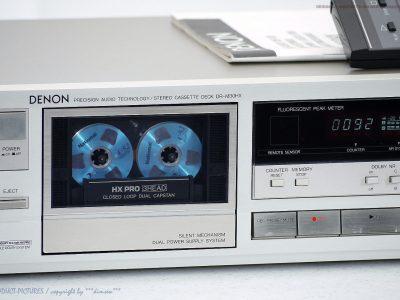 DENON DR-M30HX 卡座