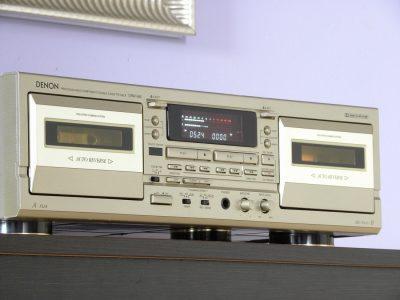 DENON DRW-585 双卡座