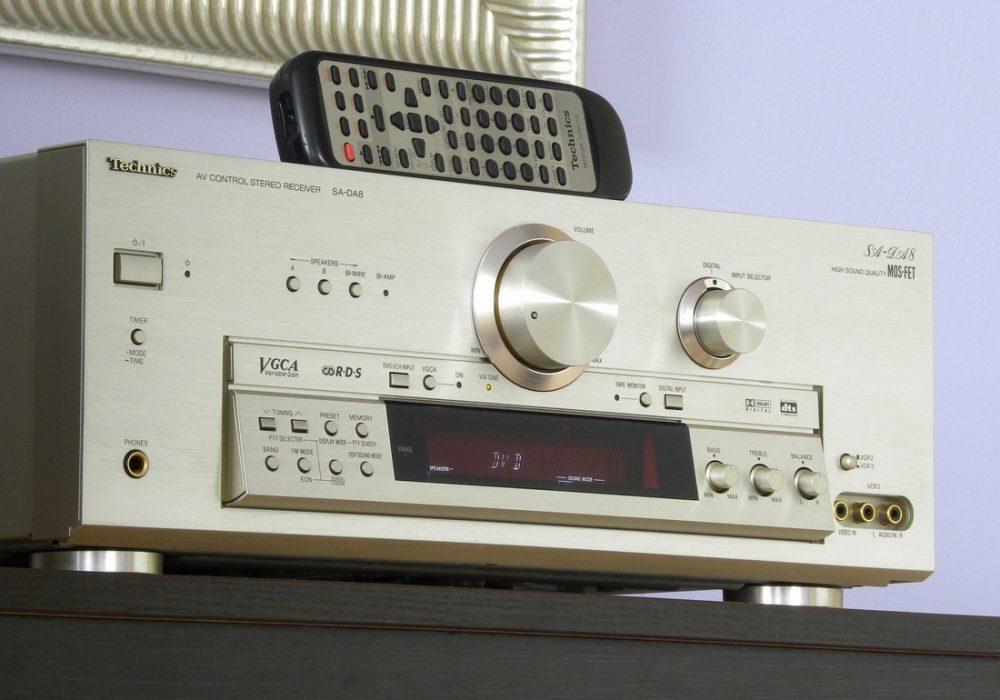 Technics SA-DA8 AV功率放大器