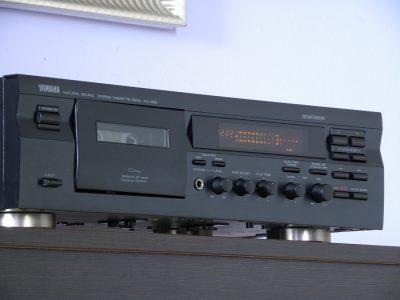 YAMAHA KX-393 卡座