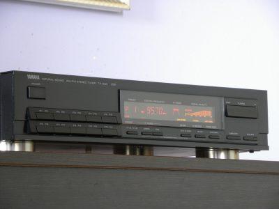 YAMAHA TX-530 FM/AM Tuner 收音头