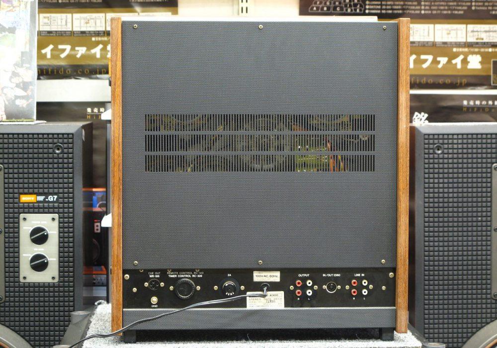 TEAC A-4300 开盘机