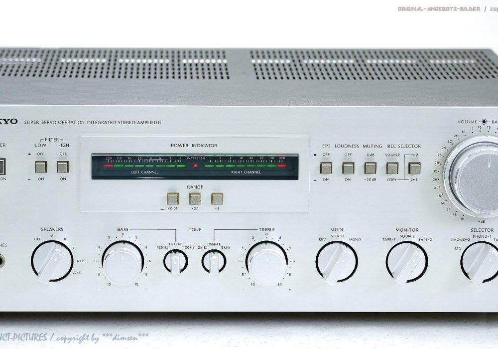 ONKYO A-7090 High-End 功率放大器