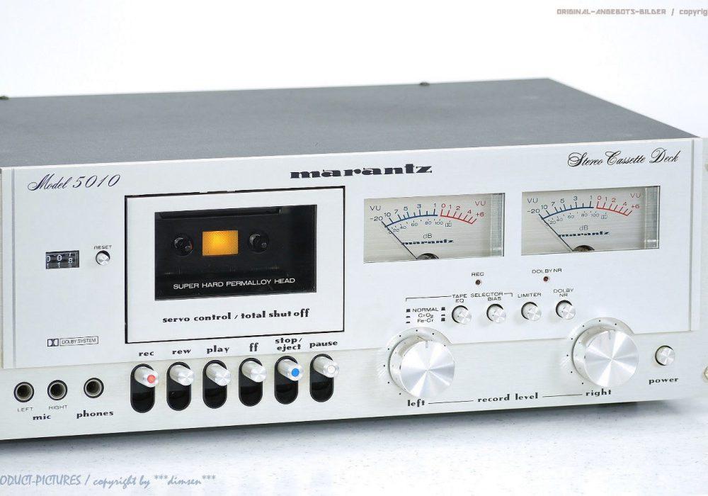 马兰士 marantz Model 5010 卡座