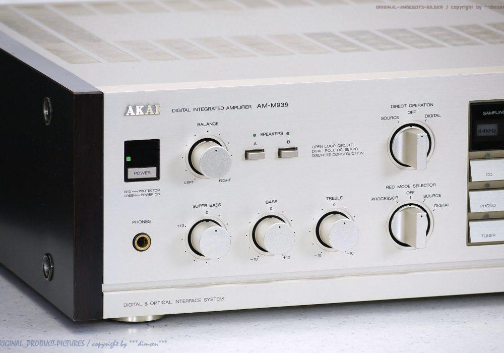AKAI AM-M939 High-End 功率放大器