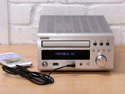 DENON RCD-M37 CD/MP3/收音 一体机
