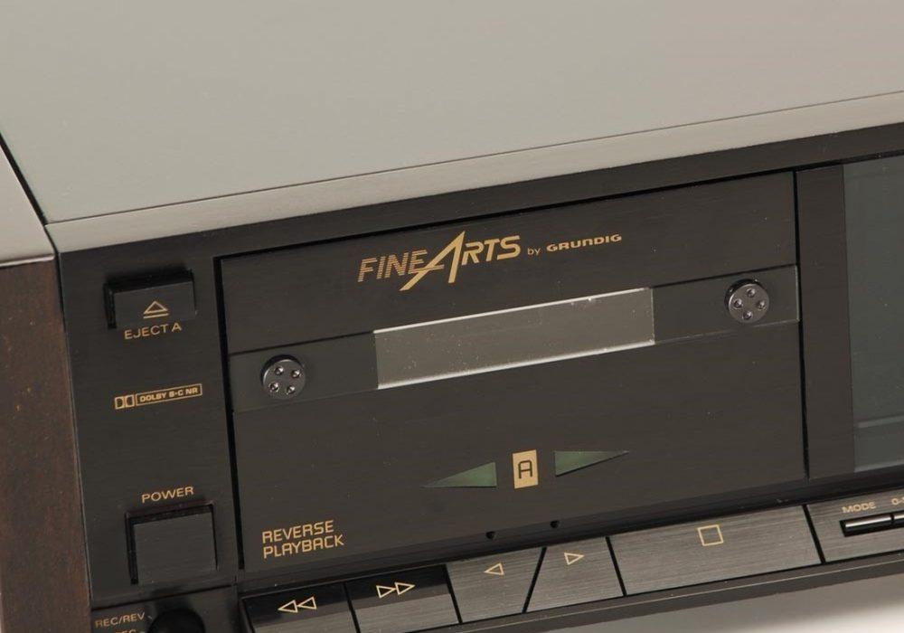 Grundig FineArts CCT-903 双卡座