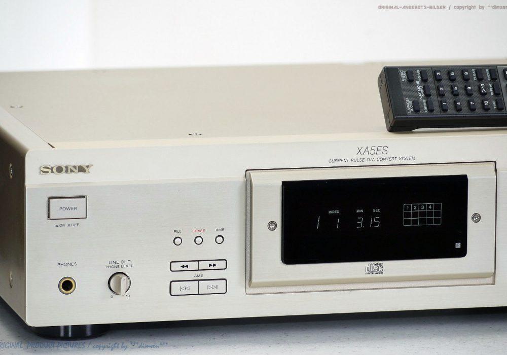 索尼 SONY CDP-XA5ES High-End CD播放机