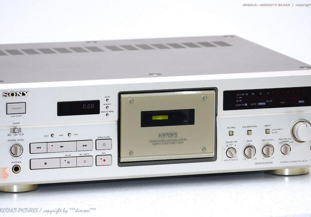 索尼 SONY TC-K970ES High-End 卡座