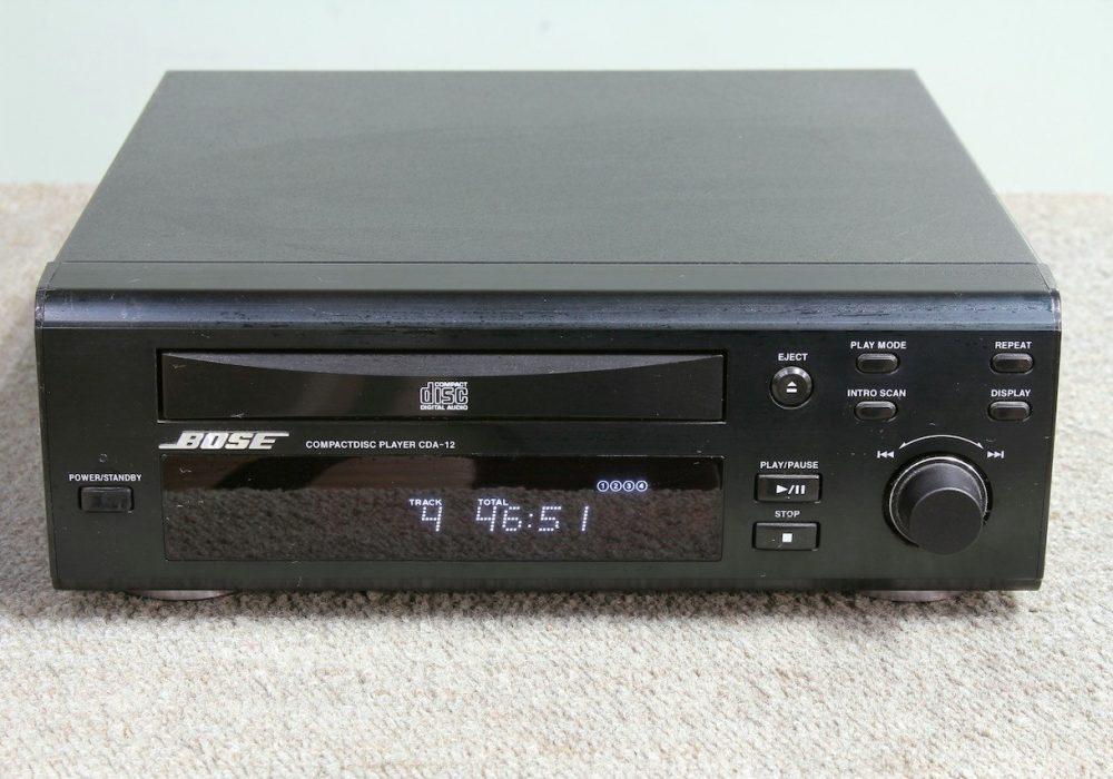 BOSE CDA-12 CD播放机