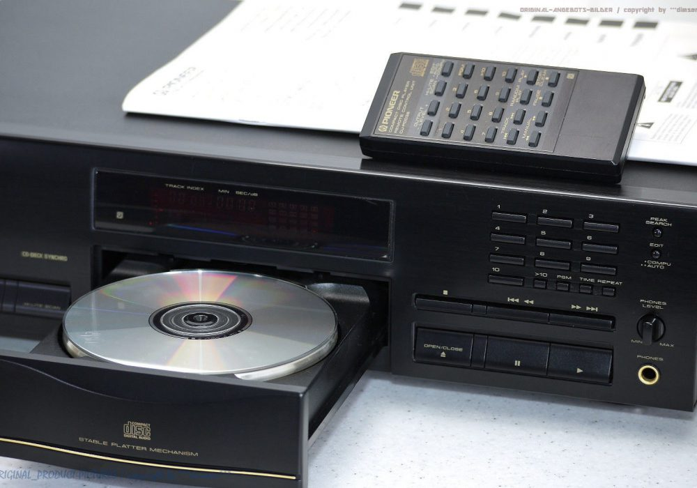 PIONEER PD-S503 CD播放机