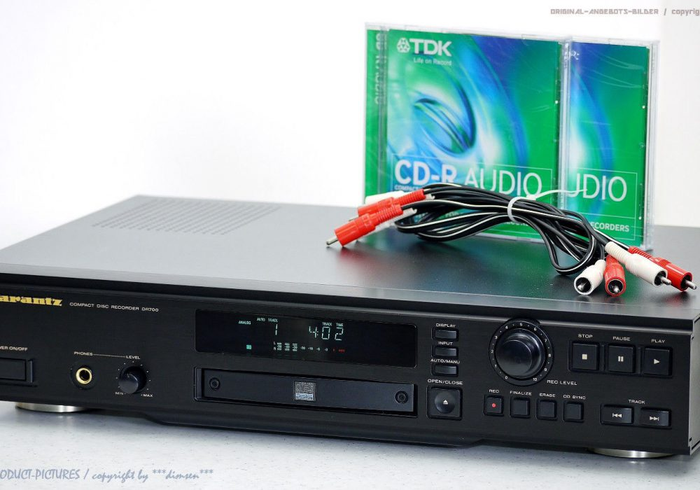 MARANTZ DR-700 CD播放/刻录机