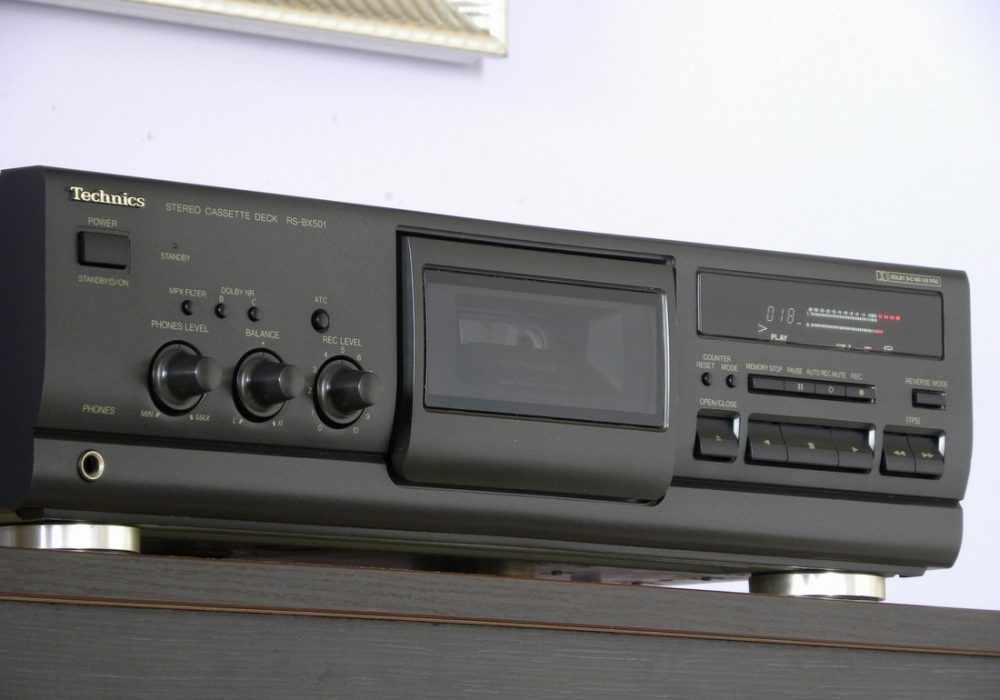 Technics RS-BX501 卡座