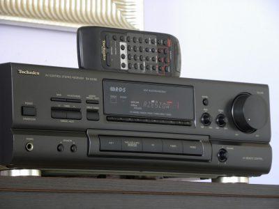 Technics SA-GX180 AV功率放大器