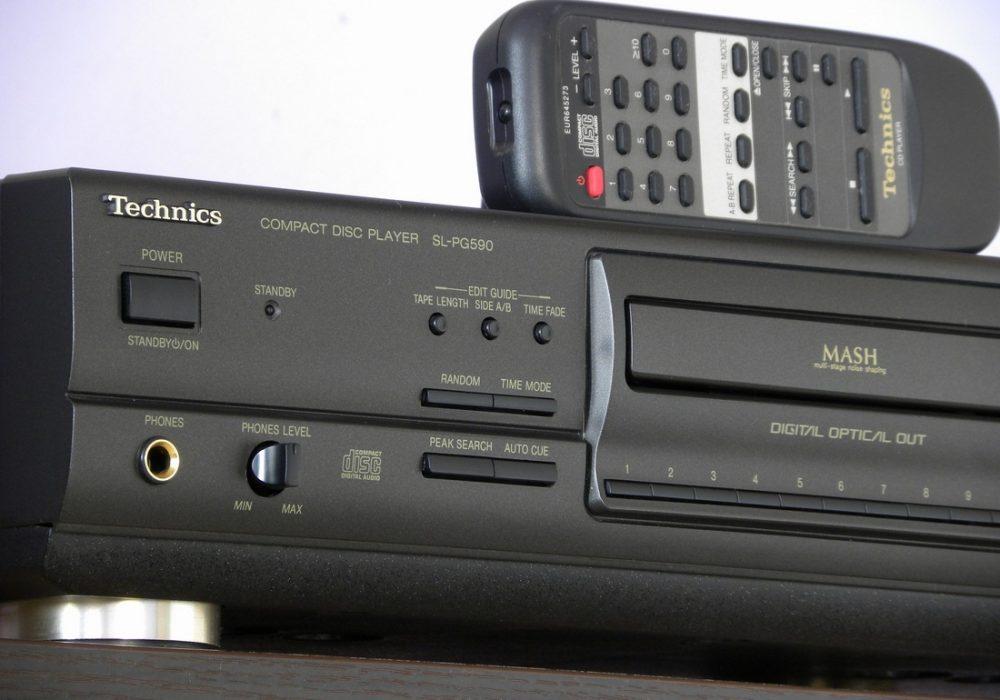 Technics SL-PG590 CD播放机