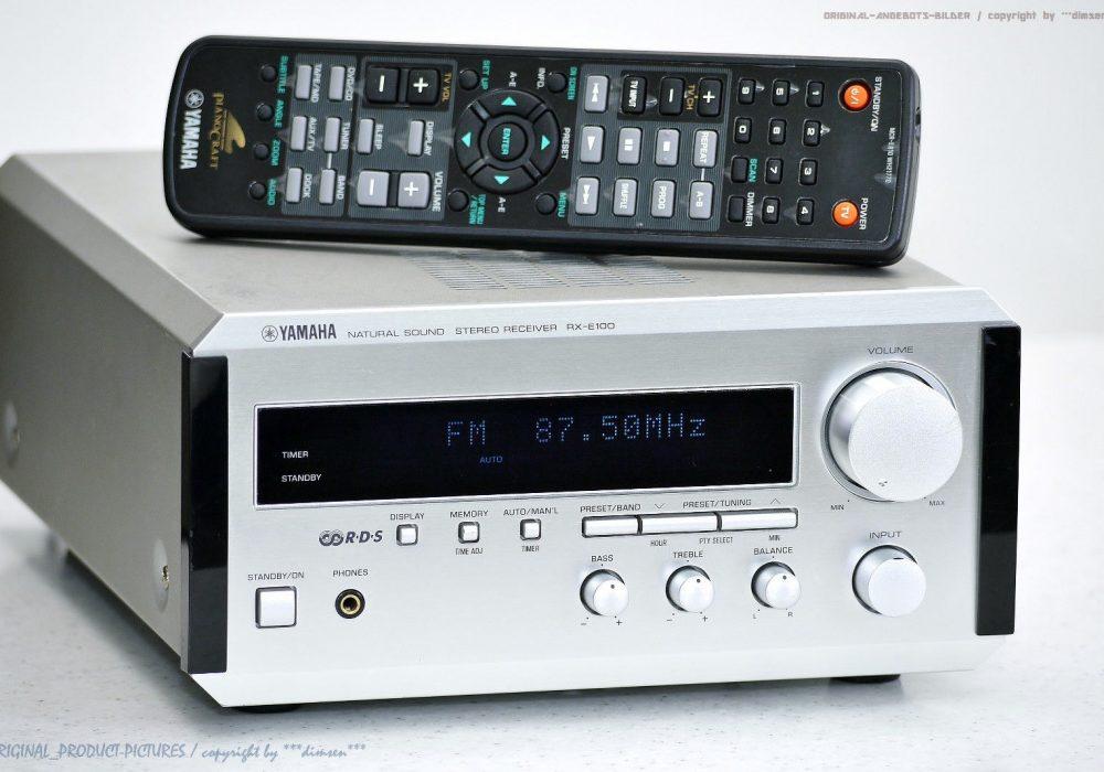 YAMAHA RX-E100 High-End 桌面组合 收音头