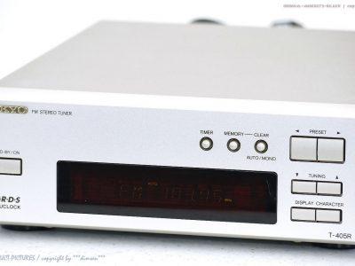 ONKYO T-405R RDS FM/AM 桌面组合 收音头