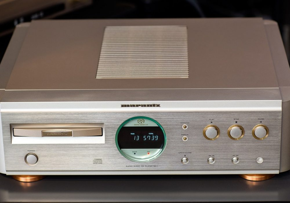 Marantz SA1 CD播放机