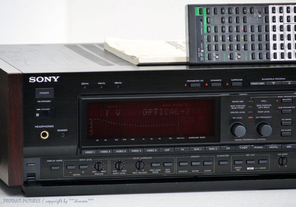 索尼 SONY TA-E1000ESD High-End Vorverstärker/<wbr/>PreAmplifier mit FB/BDA +1J.Garantie! ES