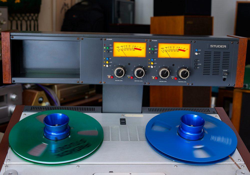 STUDER A-820 专业开盘机
