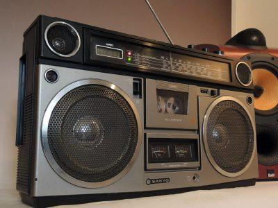 SANYO M9990L 单卡收录机