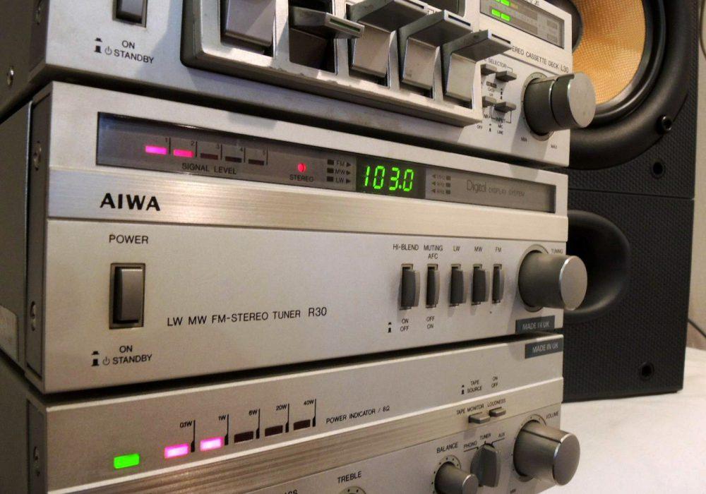 AIWA ST-R30/SD-L30/SA-A30 音响组合